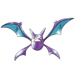 Pokemon of the Month - November 2013 - Crobat 169