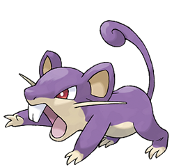 Rattata Pokedex - Pokemon 19 on SuperCheats.