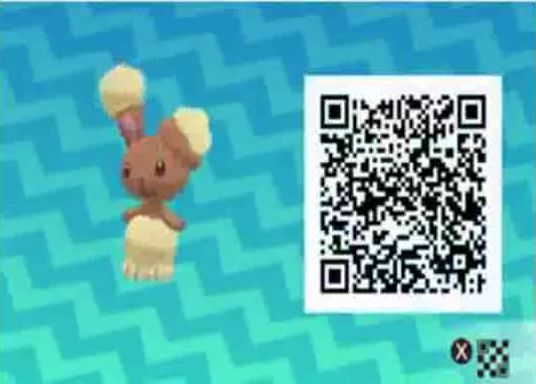 QR Code for Buneary