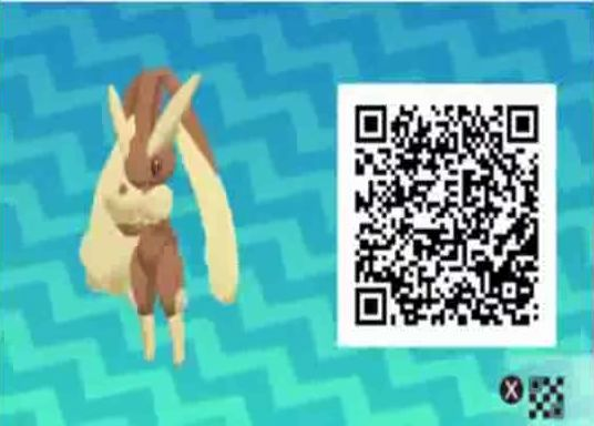 QR Code for Lopunny